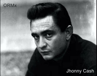 Happy Birthday to you, Johnny Cash.