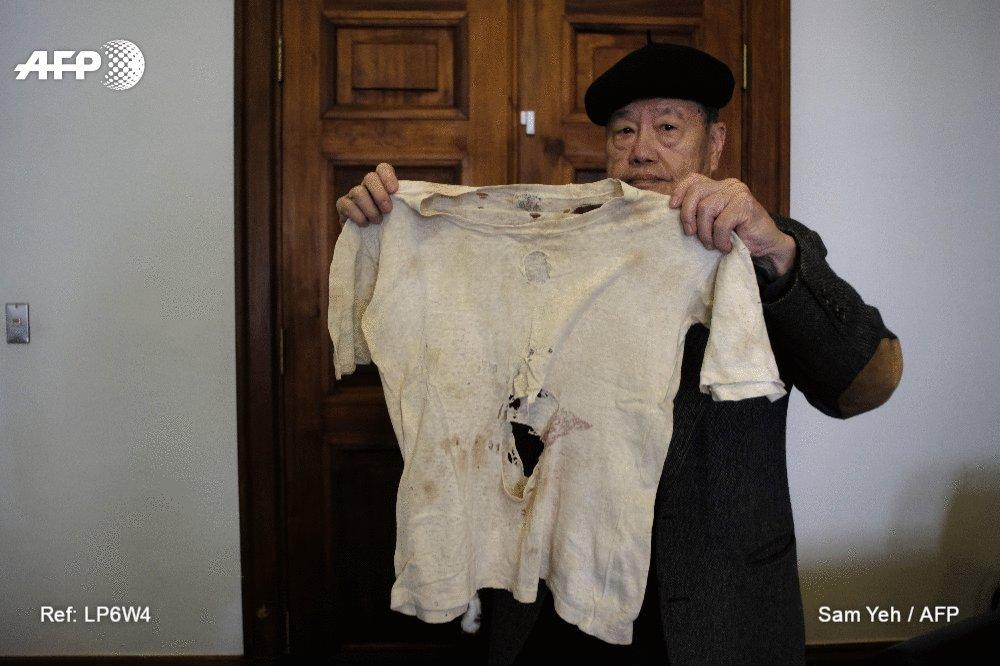 Taïwan: 70 ans après, les victimes demandent justice pour un massacre https://t.co/pdmo2NTGic #AFP