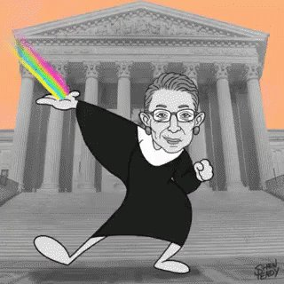 Happy 84th Birthday Ruth Bader Ginsburg!