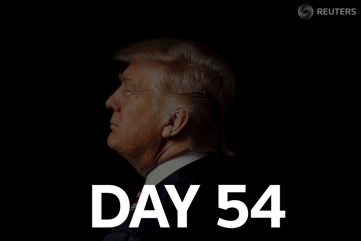 DAY 54: Catch up on key headlines from the Trump administration's first100days.