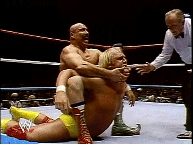 Happy Birthday Iron Sheik!