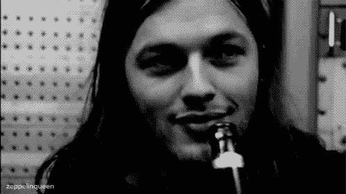 Happy Birthday David Gilmour of Pink Floyd (born 6 March 1946) <3