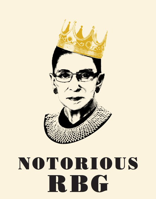 Happy 84th birthday to justice, Ruth Bader Ginsburg!