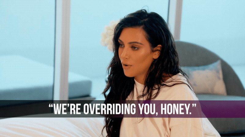 RT @KUWTK: When your friend says she doesn't want to go out. #KUWTK https://t.co/C7RZhrAOVV