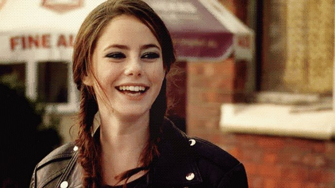 Happy Birthday Kaya Scodelario! Anyone else miss Skins?