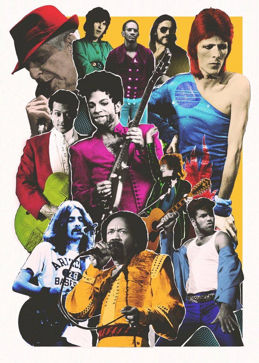 ロックの神々の黄昏、その先にあるものはロックンロールの創生期を支えたミュージシャンたちが70代に突入する今、#ロック そのものが終わりの始まりを迎えている
