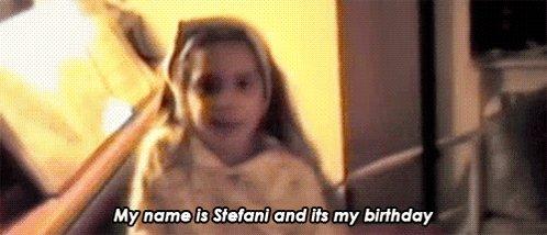 Happy Birthday Stefani Germanotta (AKA Lady Gaga)