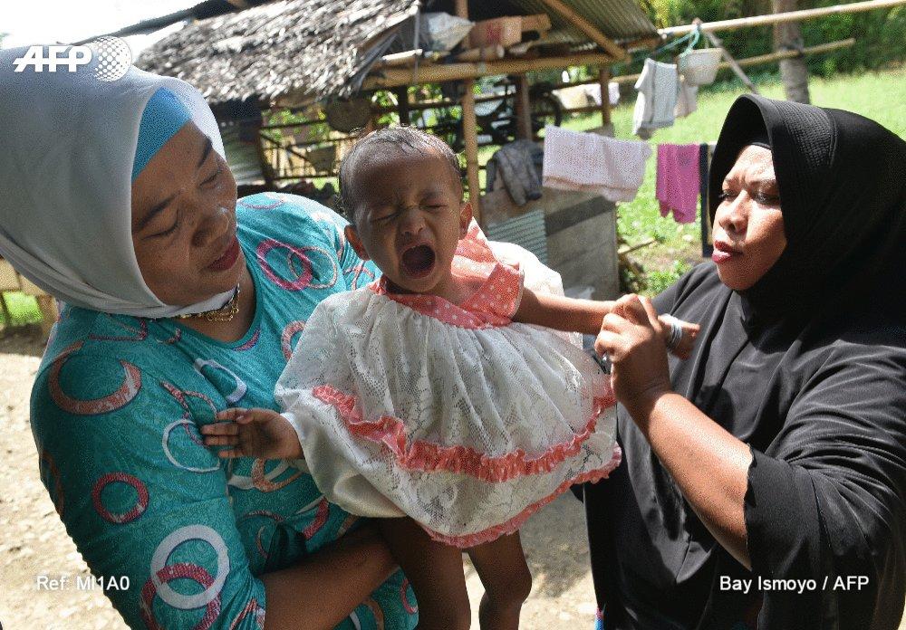 L'excision, cauchemar des fillettes en Indonésie 🇮🇩 https://t.co/rE3BCdmb7V par @OliveRondonuwu #AFP