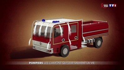 Incendie en #Corse : des pompiers sauvés de la mort grâce à ce camion  👉 https://t.co/ahP8tgOuCT   #LE20H