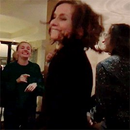 Happy birthday to isabelle huppert, the most precious human being on the planet