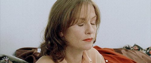 """Acting is a way of living out one\s insanity.\"" Happy birthday, Isabelle Huppert! (March 16, 1953)"