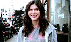 Happy Birthday Alexandra Daddario