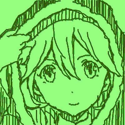 ちーちゃん。「ローリング☆ガールズ」本日19時~ニコ生全話一挙放送  原画集,ベストアルバム発売中   #ロリガ #ロー