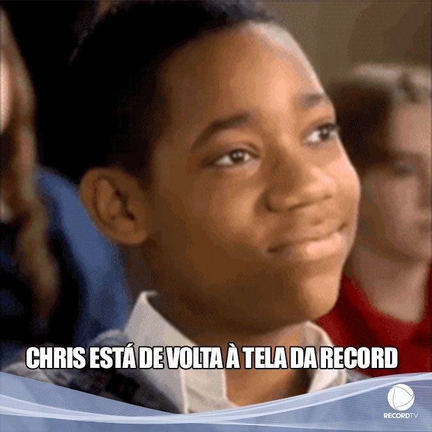 Todo mundo odeia o chris record