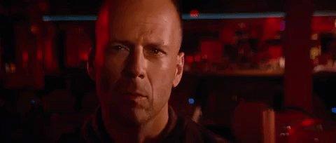 Wishing Bruce Willis a very happy bday!