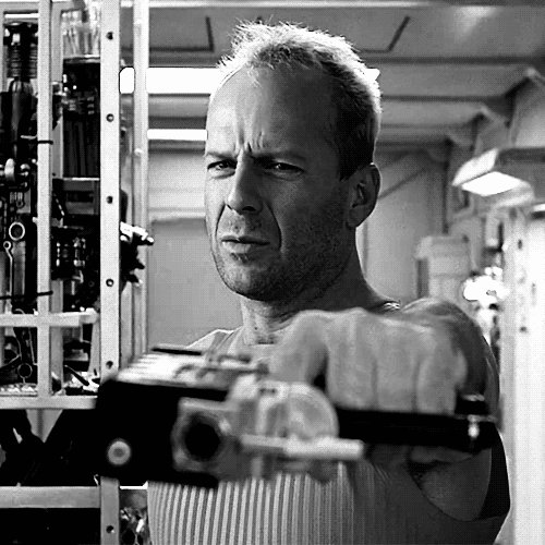 Happy Birthday Bruce Willis
