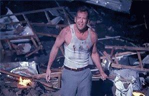Happy Birthday to the legend--Bruce Willis!