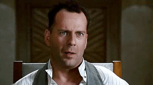 Happy Birthday to Bruce Willis.   I don\t care what anyone says.  HUDSON HAWK is a masterpiece.