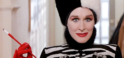 Happy 70th birthday to the ever-fabulous Glenn Close!