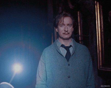Happy BirthdayDavid Thewlis!Thank youfor being a wonderful Remus Lupin!
