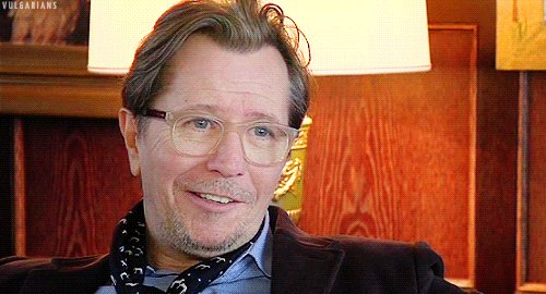 Happy Birthday Gary Oldman, who plays Sirius Black!