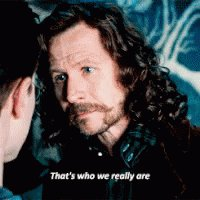 Happy birthday to Gary Oldman who plays Sirius Black