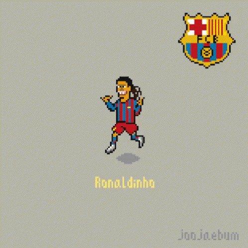 Happy birthday Ronaldinho Gaúcho!