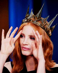 Happy 40th Birthday Jessica Chastain! (March 24, 1977)