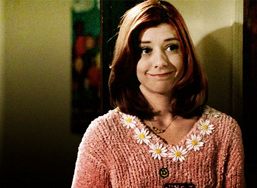 A happy 43rd birthday to Alyson Hannigan, forever immortalised to genre fans as Buffy the Vampire Slayer\s Willow.