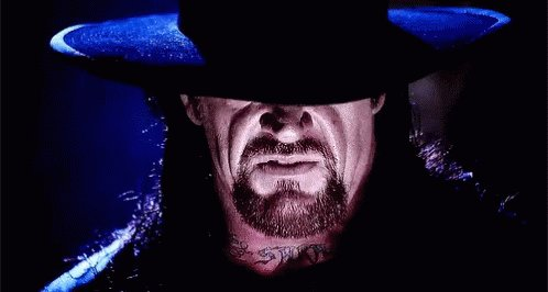 Happy birthday to my favorite wrestler of all time, The Undertaker.