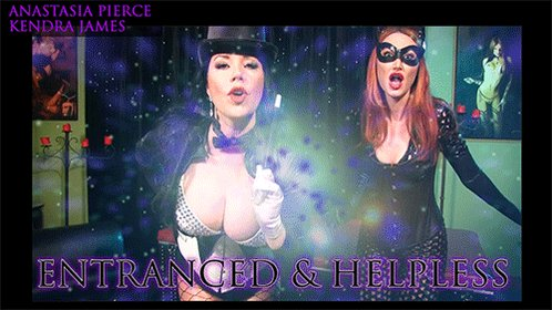 Get caught by us and made to stroke! https://t.co/w0XgGnLFaY #superheroine #hypno #Mindfuck with @Kendrajames13