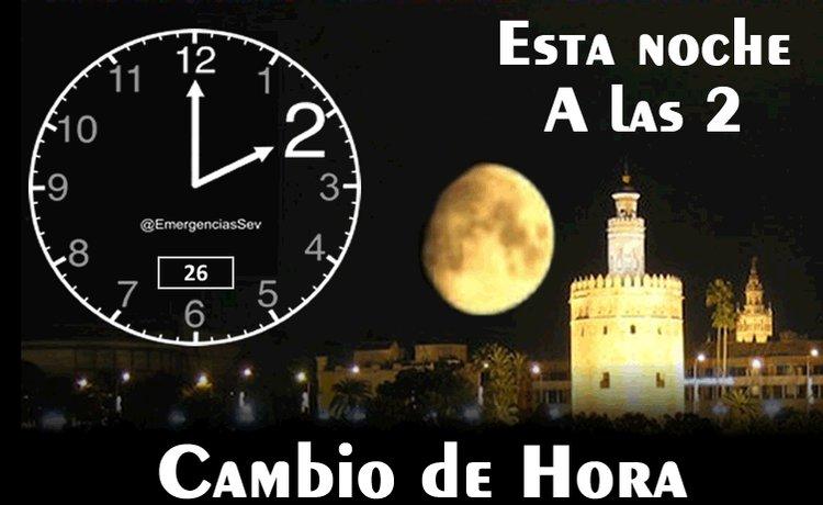 No es por ser cansinos pero 🕑⏭️🕒A las 2 serán las 3 🕑⏭️🕒A las 2 serán las 3 🕑⏭️🕒A las 2 serán las 3 #CambiodeHora