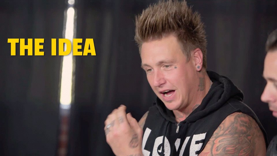 Watch Sean Evans join @PapaRoach to eat actual bugs! https://t.co/UynQEdEGB8