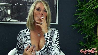 Corporate Takeover #Smoking #MILF #FinDom #RolePlay #EroticNikki @iWantClips https://t.co/fvt8DftlRs