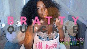 A Bratty Quickie! #Ebony #BratGirls #JOI #JOIGames #CumCountdown https://t.co/3ShnwG7XBr https://t.c