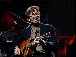 Today in 1945 Eric Clapton was born! Happy Birthday
