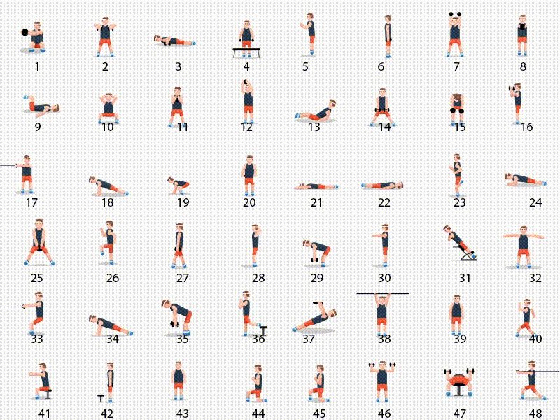 Exhausting! Best #fitness GIF ever! #worldphysicalactivityday #exercise https://t.co/GepYoQw6up
