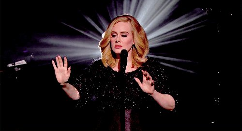 adele\s gona sing happy birthday to you have a gr8 day!