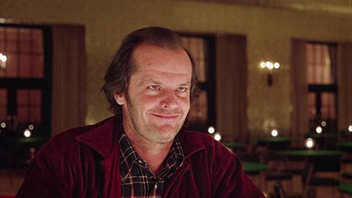 In 1980, Jack Nicholson was my age. Weird. Happy birthday, Jack