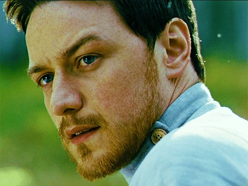 Happy birthday to my love James McAvoy may you continue to be brilliant