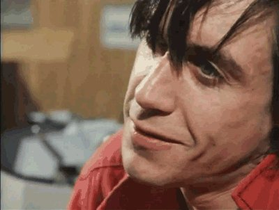 Deseenle happy birthday a mi amor iggy pop!!