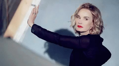 Happy birthday to the queen... Jessica Lange