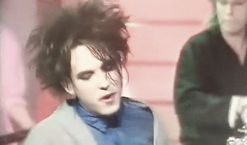 Happy Birthday, Prince of weirdness, Robert Smith, of