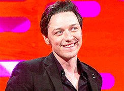Happy birthday James Mcavoy, he\s so talented and beautiful and oh did I mention talented
