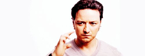 Happy Birthday to Young Charles Xavier himself - James McAvoy!