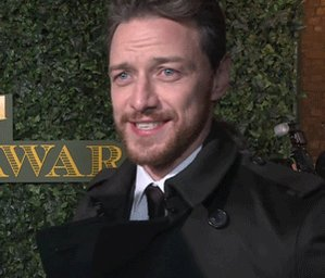 Happy bday to james mcavoy aka king of sassiness