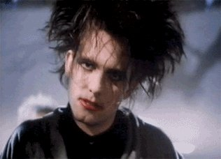 Happy Birthday to the one & only Robert Smith of The Cure!