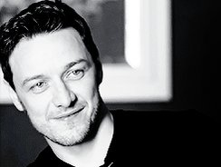 And happy birthday to James McAvoy! a legend