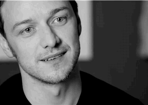 Happy 38th birthday to my babe James McAvoy