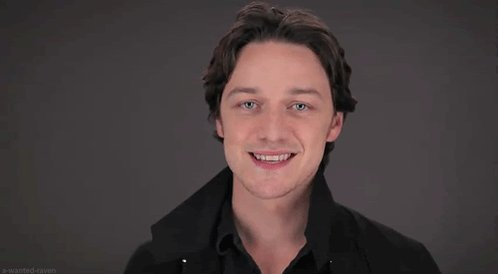 Happy Birthday to James McAvoy! I enjoy you in everything you do!
